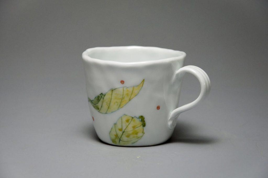 マグカップ 直径:9 高さ:7.5cm