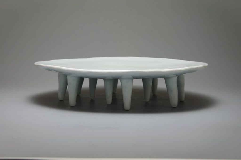 台皿 直径:43cm 高さ:10cm